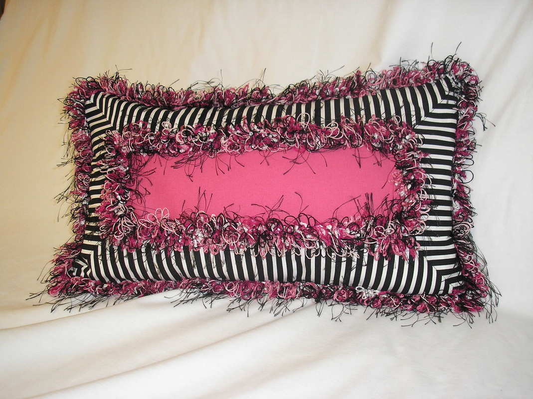 Decorative & Custom Pillows & Bedding in Raleigh NC Dogwood Designs