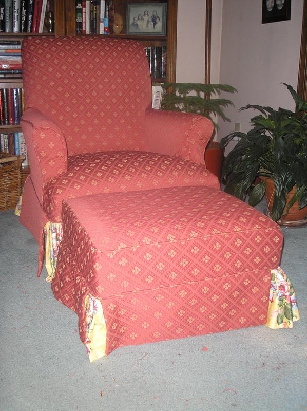 Custom Slipcovers & Furniture Slipcovers - Apex NC | Dogwood Designs