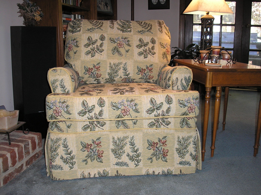 Custom Slipcovers For Sofas, Chairs U0026 Couches In Apex NC