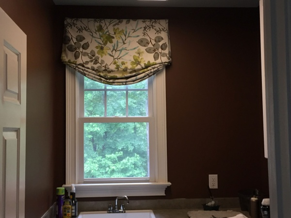 Custom Valances Shades Amp Top Treatments In Apex Nc