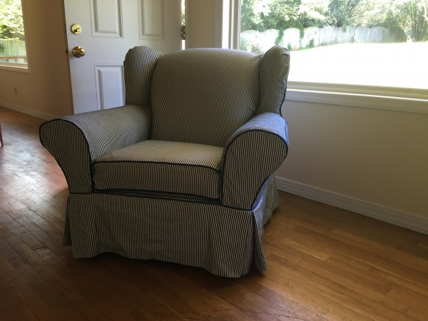 From Traditional To Whimsical, From Critter Covers To Party Clothes, We  Will Preserve Your Beloved Furniture With A Slipcover That Can Be Removed  Or Changed ...